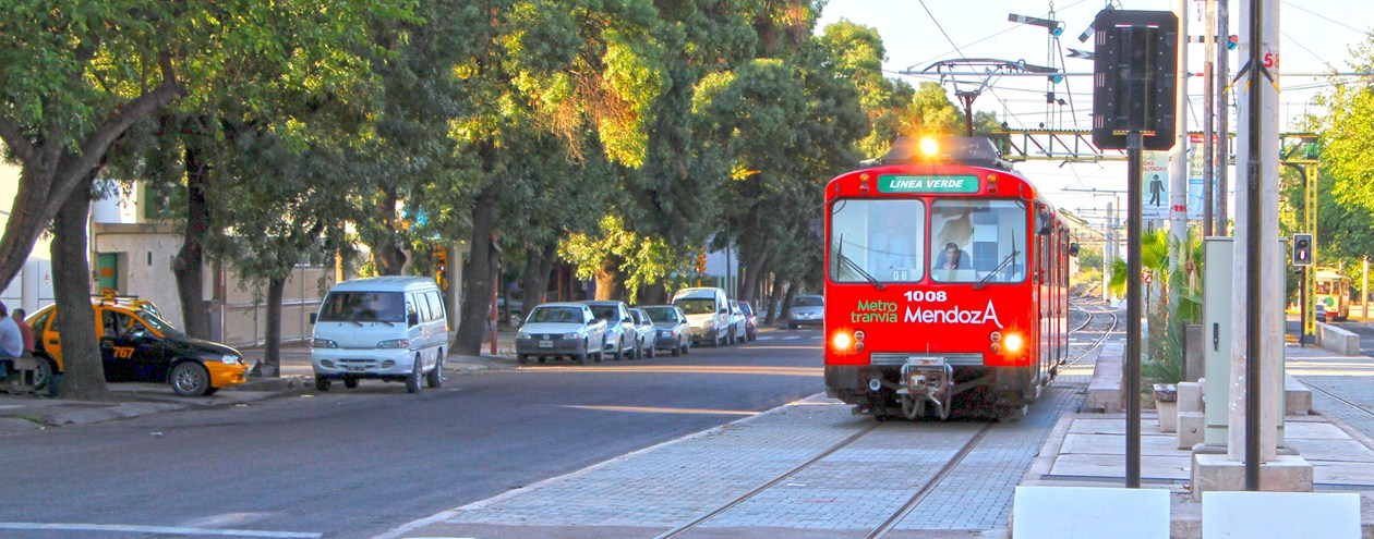 Mendoza's Light Rail System