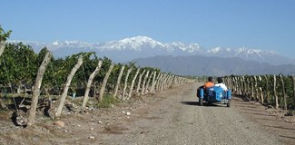 Rev up your engines for Rally de las Bodegas 2014